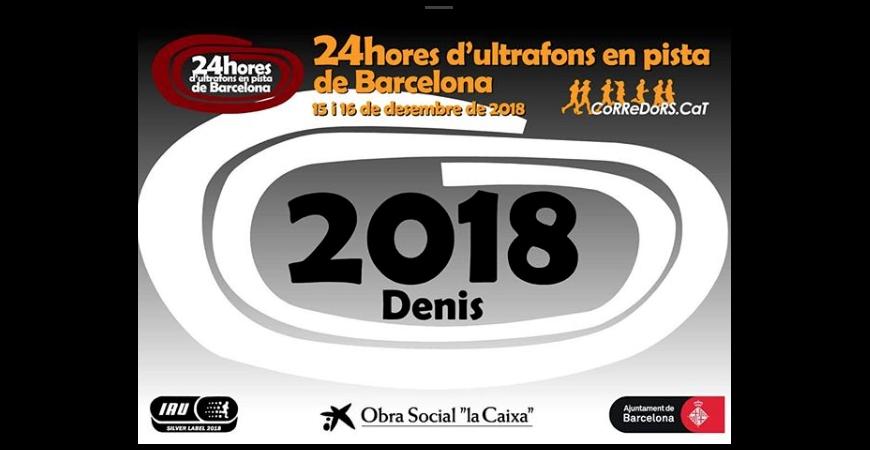 Kronos participa con Corredors.cat, en las 24 horas de ultrafondo en pista en Barcelona.