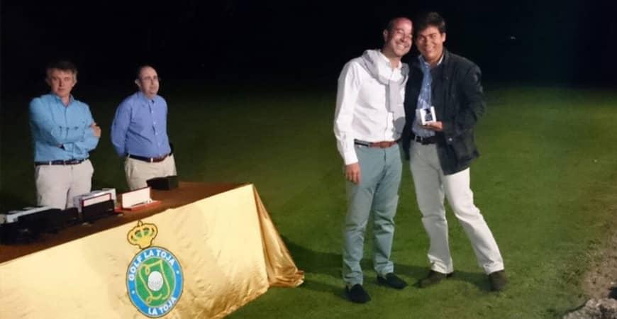 Patrocinio de los torneos del Club de Golf La Toja