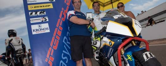 Regreso de la Copa S1000RR EasyRace en Almería