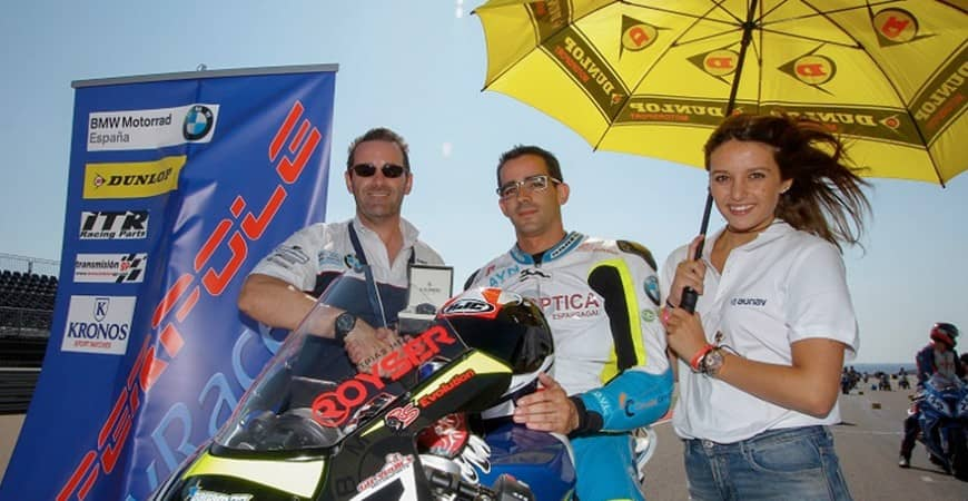 Regreso de la Copa S1000RR a Motorland Aragón