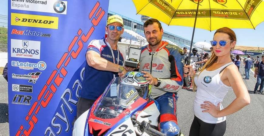 Tercera prueba de la Copa S1000RR 2015 con record de participación