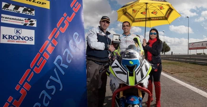 Pistoletazo de salida para la Copa la S1000RR easyRace 2014