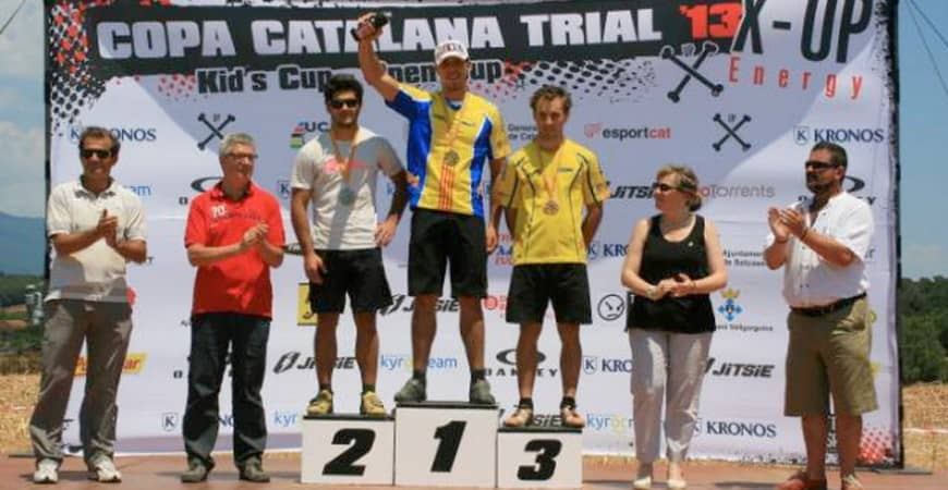 COPA CATALANA TRIAL'13 X-UP ENERGY