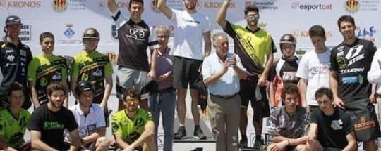 Copa Catalana Trial: Mustieles y Abant se imponen en Torredembarra