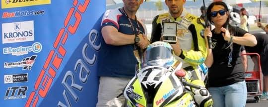 Segunda prueba de la Copa S1000RR en el nuevo circuito de Albacete con el apoyo de KRONOS
