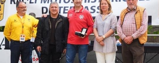 """Apoyamos el """"Ral·li de Motos Històriques de Terrasa"""" y la """"1era Trobada de Classiques de Sant Andreu"""""""