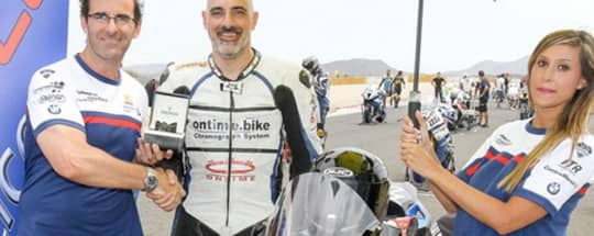 Juan Manuel Ruiz se adjudica el reloj KRONOS