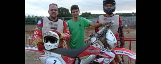 El Equipo Kronos + Moto en las 24 horas de la Vall del Tenes