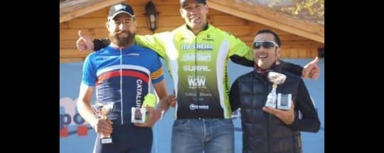 KRONOS en el IV Campeonato de Cataluña de Duatlón de Montaña