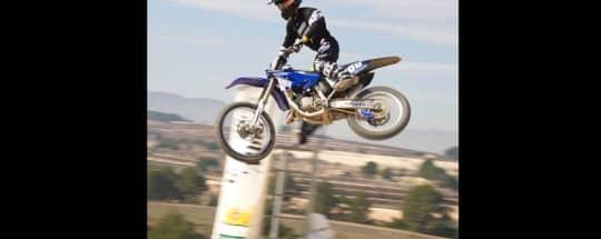 El Equipo KRONOS + MOTO en el campeonato de España de 125cc Motocross