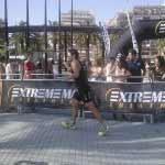 12 hores i 39 minuts, un total de 226 km i Ironman Salou 2012