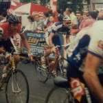 1.Jordi Solano en Criterium ciclismo profesional en la Vuelta a España 92 com Melcior Mauri quien del 87 al 2002 consiguió 52 victorias.