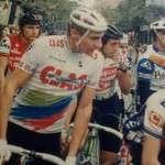5.Jordi Solano con Antonio Esparza y José Luis Santamaria González.