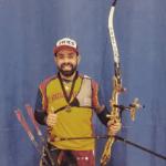 Roger Hermosilla Indoor Tenneesse State Championship